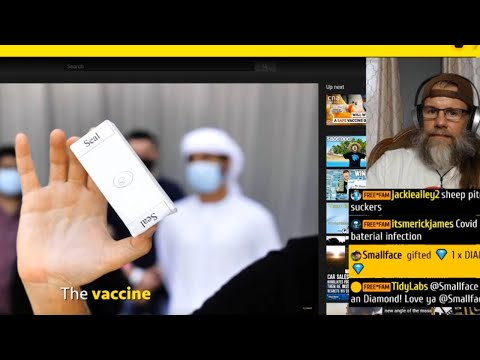 Our SAVIOR Has Arrived! - Roll Up Your Sleeve & Bow Down to KingVaxx