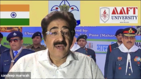 All Schools Must Start Scouts Guides Program- Sandeep Marwah