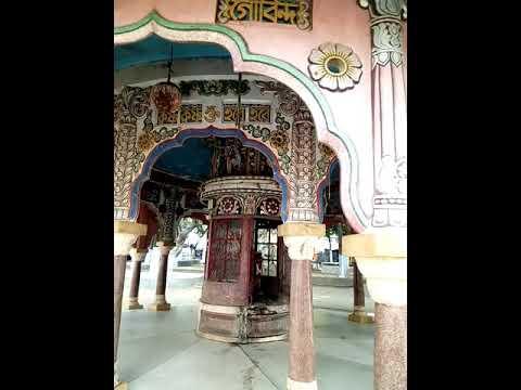 Beautiful krishna temple at purulia by pratanu banerjee