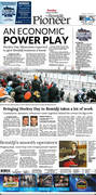 The Bemidji Pioneer front page 1/13/2019