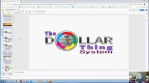 The 1Dollar Thing System Done Different Webinar Replay 8th Jan 2019