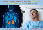 Kidney Cancer Requires Expert Care Best Kidney Cancer Doctors in India Are Here to Help