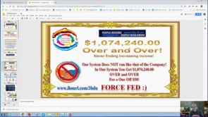 People Helping People Worldwide Self Building Force Fed System Webinar Replay 8th Jan 2019