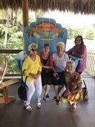 My 70th birthday at Eaton's Beach