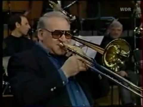 Carl Fontana - If I Only Had a Brain - (WDR Big Band)