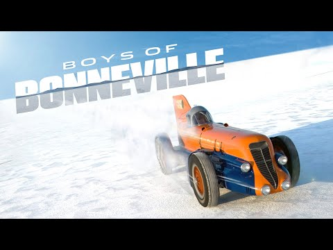 Boys of Bonneville (Full Documentary) Car Racing l Motorsport