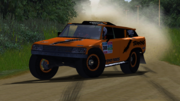 HST GORDINI (2015 Dakar Rally)