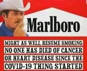 Smoking Again