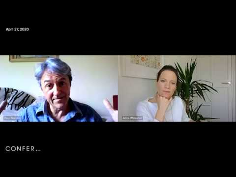 Coronavirus, Ecology & Ecopsychotherapy - Paul Maiteny in conversation with Alice Waterfall of Conf…