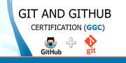 Git and GitHub Certification (GGC) (40%OFF)