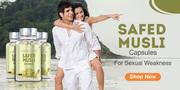 Use Safed Musli Capsules To Improve Sexual Life