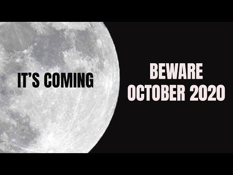 WARNING: October 2020 - An Astrological Prediction by Jordan Maxwell