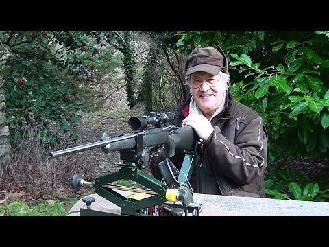 carabine Sauer 100 calibre 30 06