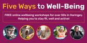 Five Ways to Well-being (Series of workshops)