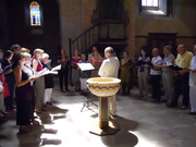 Stage de chant : Missa Ad Transfigurationem Sancti Jacobi