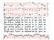 Stage de chant : Messe de Saint Jacques ( Codex Calixtinus) – Moissac –