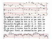 Stage de chant : Messe de Saint Jacques ( Codex Calixtinus) – Moissac –