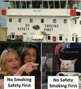 smoking First
