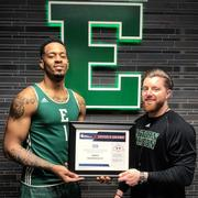 James Thompson IV NSCA All American 2018