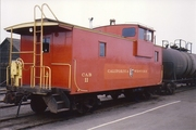 CWRR Caboose