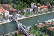Bilbao desde las alturas