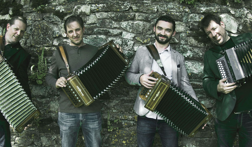Through a musical lens - Cordeen explore the legacy of the Irish in