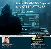 Prepare Your Business for a Cyber Attack with SELECTINSURE