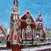 Christ United Methodist Church, Chestertown MD USA