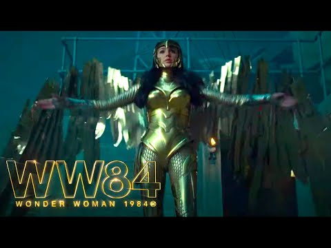 Wonder Woman 1984 Trailer #2
