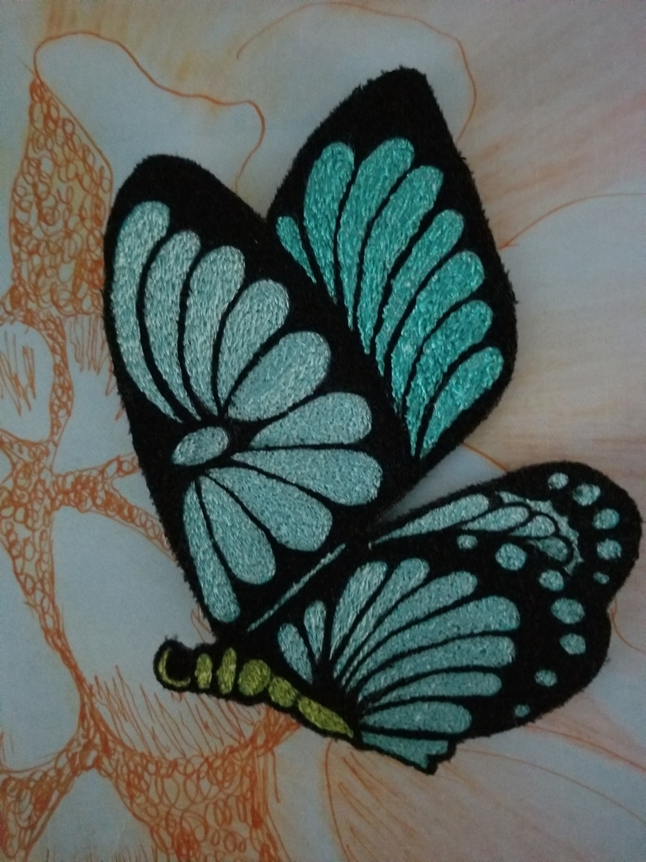free motion butterfly