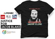Justice For Jacob Blake T Shirt