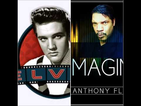 Elvis Presley And Anthony Flake Duet (Cover)