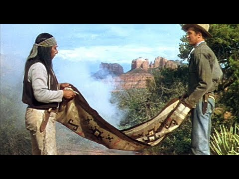 JAMES STEWART: Broken Arrow (Western Movie, Full Length, Classic Film, English) watchfree cowboyfilm
