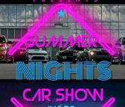 Summer Nights Car Show -Kennesaw, GA