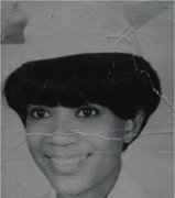 HIGH SCHOOL GRADUATION PICTURE OF REV. DR. MARTHA ANDREE LEWIS ]