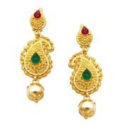 Buy pleasing Gold Earrings for Women online at CS Jewellers   Gold earrings for girls