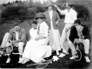 The Tennis Players