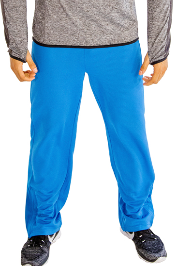 aqua-blue-track-pant-for-men
