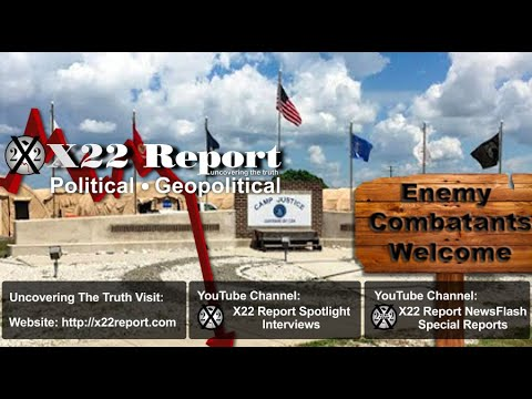 Define Treason, Define Subversion, Enemy Combatants, Operators Standing By - Episode 2262b