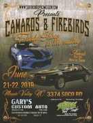 Camaros and Firebirds