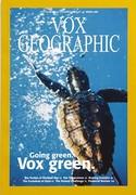 NGM Parody 2008 Vox Geographic