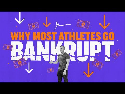 Why 80% of NFL Players Go Bankrupt
