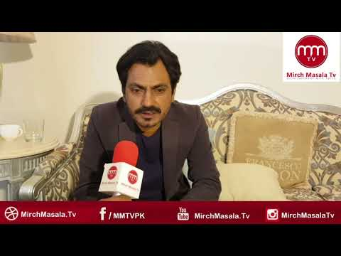 Manto -  | Nawazuddin Siddiqui's Exclusive  Interview at Dubai