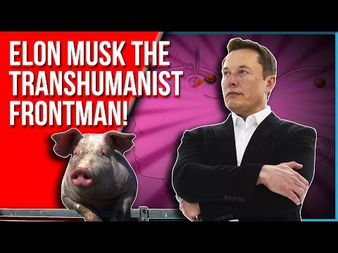 Elon Musk Neuralink Rolls Out The Brain Chipped Pigs And Robot Brain Surgeons!