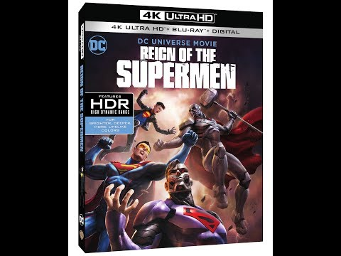 TRAILER - Reign Of The Supermen