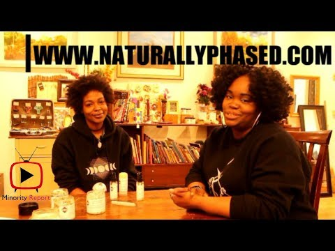 Minority Report | Kalyn Young talks Naturally Phased