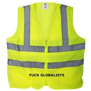 Yellow Vests-protesting Globalist Criminals