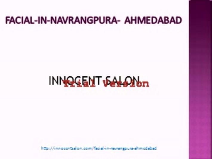 Find Top 10 Salon in Navrangpura Ahmedabad  Innocent Salon