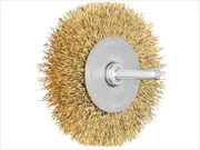 Shaft Mounted Wheel Brush Manufacturer