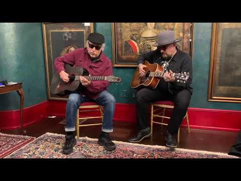 "Jimmy Vivino and Bob Margolin: ""Cryin' Won't Help You"""